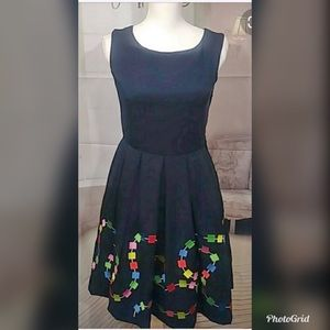 New & Dot by ModCloth fit and flare dress.